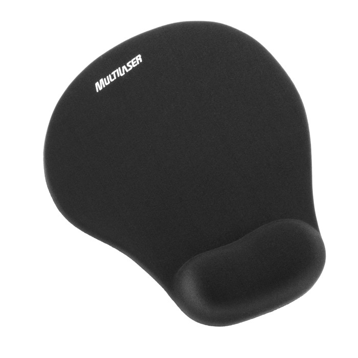 Mouse Pad C/ Apoio Gel - MULTILASER